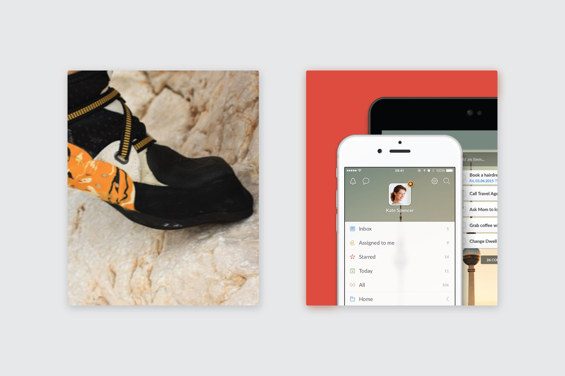 Products We Love: La Sportive Climbing Shoes and Wunderlist