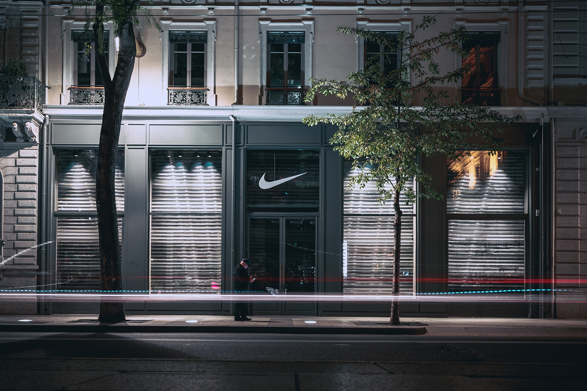 Design Responsibility: A Reaction to Nike's SCAN TO TRY Experience Concept