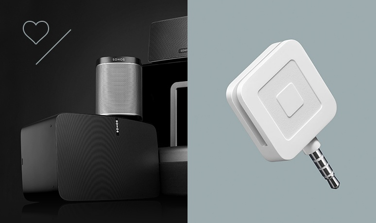 Products We Love: Square Payments and Sonos Products